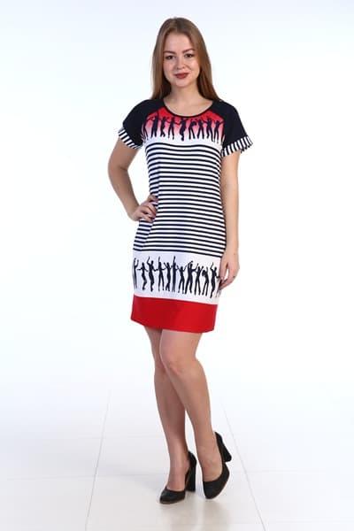 """Платье """"Круиз"""" П-17"""